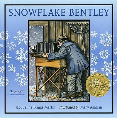 Image for Snowflake Bentley (Caldecott)
