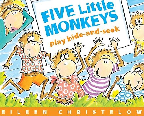 Image for Five Little Monkeys Play Hide and Seek