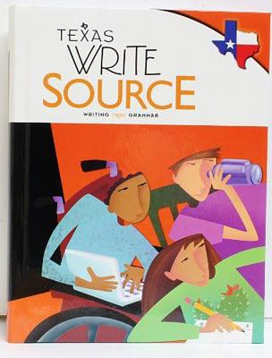 Image for Great Source Write Source Texas: Student Edition Grade 11 2012
