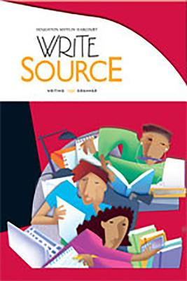 Image for Write Source: Student Edition Hardcover Grade 10 2012