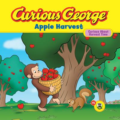"Curious George Apple Harvest (CGTV 8x8), ""Rey, H. A."""
