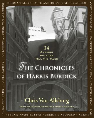 Image for The Chronicles Of Harris Burdick  **SIGNED 2X, 1st Ed /1st Printing + Photo**