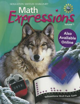 Math Expressions: Hardcover Student Activity Book Collection (Volume 1) Grade 6 2012, HOUGHTON MIFFLIN HARCOURT