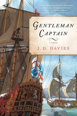 """Gentleman Captain, """"Davies, J. D."""""""
