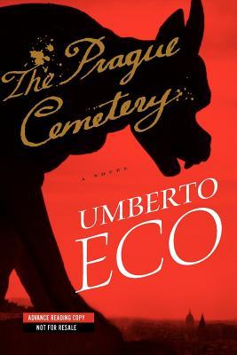 "Prague Cemetery, ""Eco, Umberto"""