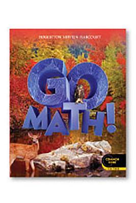 Image for Go Math! Reteach Book, Grade 6