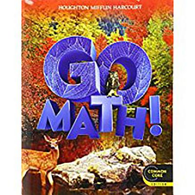Image for Go Math!: Student Edition Grade 6 2012