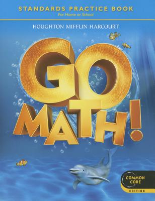 Image for Go Math! Grade K: Standards Practice Book, Common Core Student Edition