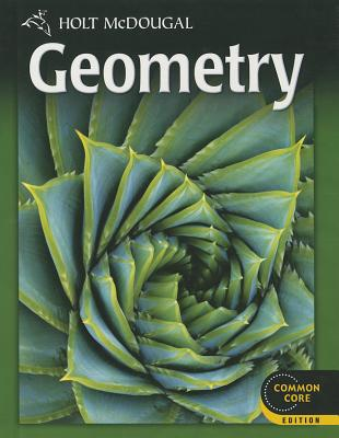Image for Holt McDougal Geometry: Student Edition 2012
