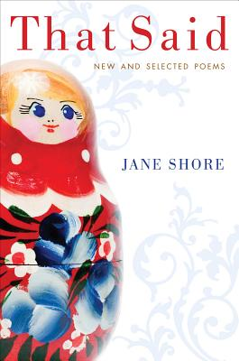 Image for That Said: New and Selected Poems