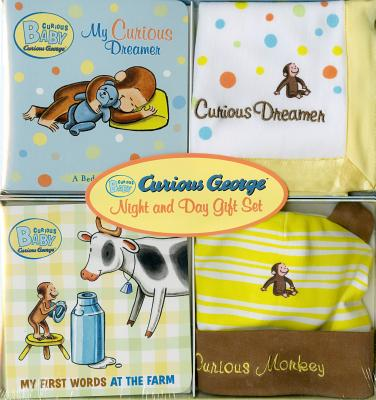 Curious Baby Curious George Night and Day Gift Set, Rey, H. A.