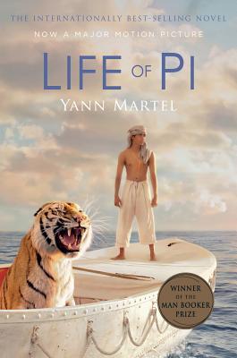 Life of Pi (Movie Tie-In), Yann Martel