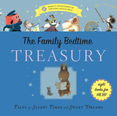 Image for The Family Bedtime Treasury with CD: Tales for Sleepy Times and Sweet Dreams