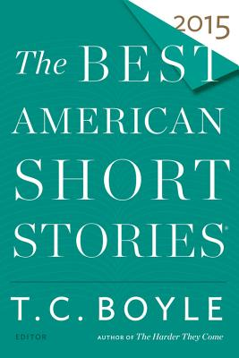 Image for Best American Short Stories 2015