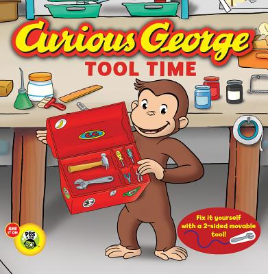 """Curious George Tool Time (CGTV Board Book), """"Rey, H. A."""""""