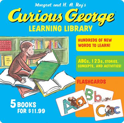 """Curious George Learning Library, """"Rey, H. A."""""""