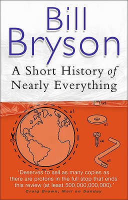 A Short History of Nearly Everything [used book], Bill Bryson
