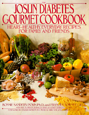 Image for The Joslin Diabetes Gourmet Cookbook: Heart-Healthy, Everyday Recipes for Family and Friends