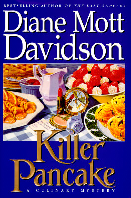 Image for Killer Pancake (Goldy Culinary Mysteries)