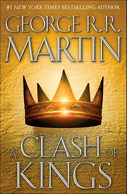Image for A Clash of Kings: Book Two of A Song of Ice and Fire  **SIGNED +Photo**