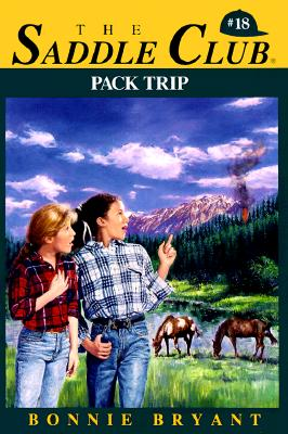 Image for Pack Trip (The Saddle Club, Book 18)