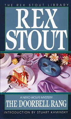 Image for The Doorbell Rang (Nero Wolfe Mysteries)