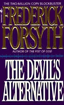 Devils Alternative, FREDERICK FORSYTH