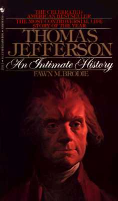 Image for Thomas Jefferson: An Intimate History