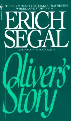 Image for OLIVER'S STORY