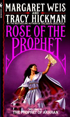 Image for The Prophet of Akhran (Rose of the Prophet #3)