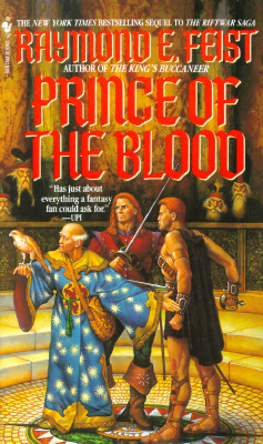 Image for Prince of the Blood (Spectra Fantasy)