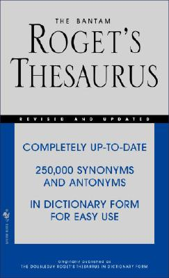 Image for Bantam Rogets Thesaurus