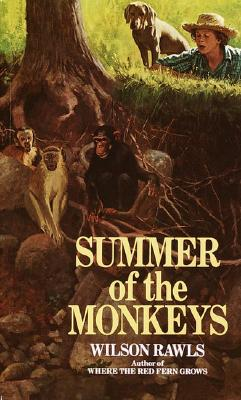 Image for Summer of the Monkeys