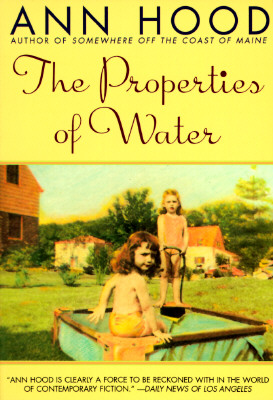 Image for PROPERTIES OF WATER