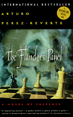 The Flanders Panel, Arturo Perez-Reverte