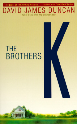 The Brothers K, DAVID JAMES DUNCAN