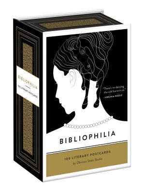 Bibliophilia: 100 Literary Postcards, Evan Robertson