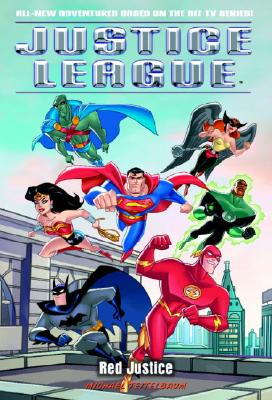 Image for Red Justice (Justice League)