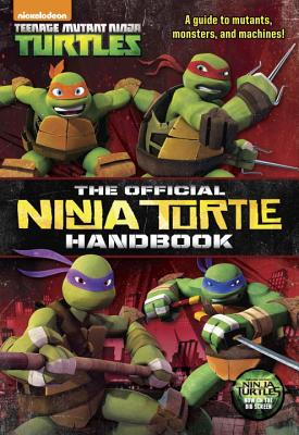 Image for The Official Ninja Turtle Handbook (Teenage Mutant Ninja Turtles)