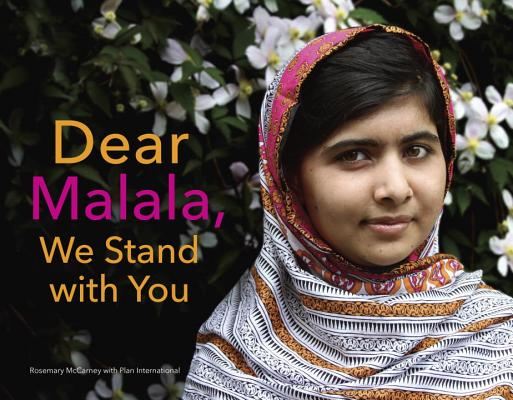 Image for Dear Malala, We Stand with You