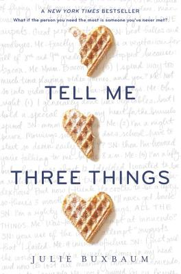 Image for Tell Me Three Things