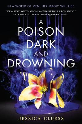 Image for A POISON DARK AND DROWNING