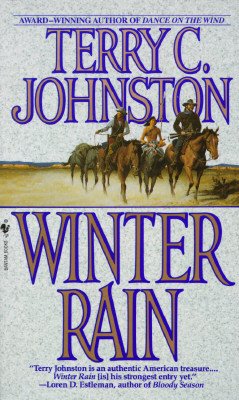 Winter Rain: The Plainsmen, TERRY C. JOHNSTON
