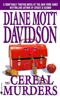 The Cereal Murders, Davidson, Diane Mott