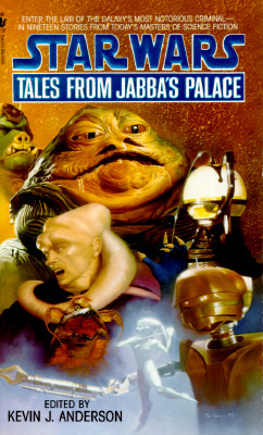 TALES FROM JABBA'S PALACE (STAR WARS), Anderson, Kevin J