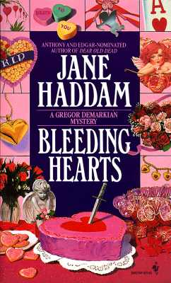 BLEEDING HEARTS, Haddam, Jane