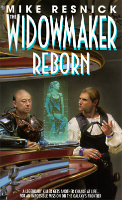 The Widowmaker Reborn, Resnick, Michael D.;Resnick, Mike