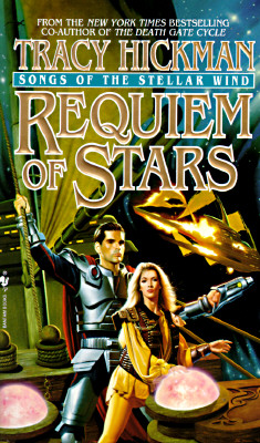 Image for REQUIEM OF STARS: SONGS OF THE STELLAR WI (Songs of the Stellar Wind/Tracy Hickman, Bk 1)