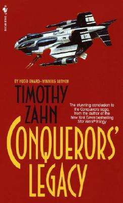Conquerors Legacy, TIMOTHY ZAHN