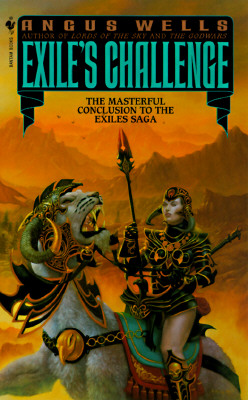 Image for Exile's Challenge